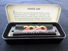 M. HOHNER 2000 LIMITED EDITION HARMONICA - NEW