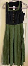 Krüger Manufaktur Green Dirndl Oktoberfest Dress Size 10
