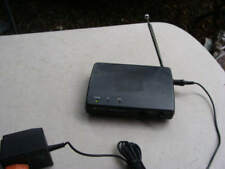 Toa Wt-780 D1905 Wireless Tuner Receiver w/ Power Adapter