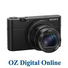 NEW Sony Cyber-shot DSC-RX100 IV Mark 4 20.1MP 4K Video MK4 1 Yr Au Wty