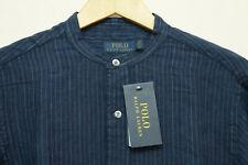 Ralph Lauren Mens Clasic Fit Cotton Linen Shirt  S/P