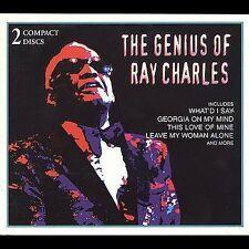 Charles, Ray : The Genius Of Ray Charles CD