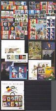 Belgie**2004 JAAR-119 Zegels+11 Blokken+5 Boekjes-JAZZ-Motocross-Animals-CEPT-PF