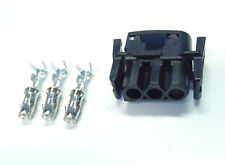 BMW Steckgehäuse 3 pol für 2,5mm Rundsteckhülsen 61 13 1 378 114