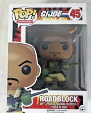 G.I. Joe Roadblock Pop! Vinyl Figure - New in box
