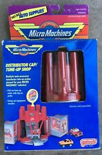 Micro Machines-Secret Auto Supplies-Distributor Cap/tune-up Shop 1989 Galoob NIP