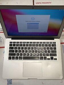 Apple MacBook Air 13 inch Intel i7- 2.2GHz 8GB RAM 500GB SSD MacOS BigSur 2015