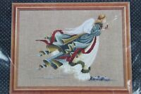 Lavender & Lace Counted Cross Stitch Chart Pattern The First Angel of Light L&L7