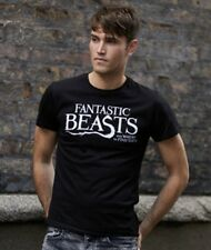 PRIMARK Men's FANTASTIC BEASTS & Where to Find Them T Shirt Tee Top UK L-XXL New