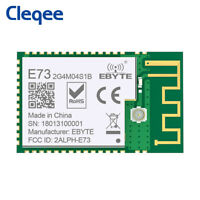 Wireless Bluetooth Transceiver Module 2.4GHz BLE 5.0 IPEX nRF52832 E73-2G4M04S1B