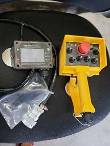 MAINTAINER CRANE WIRELESS Remote Hydraulic Crane PROPORTION 10030 3220 2116