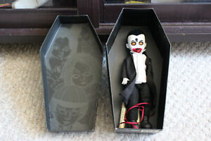 Living Dead Dolls - Haemon - In Original Box With Certificates by Mazco Toys