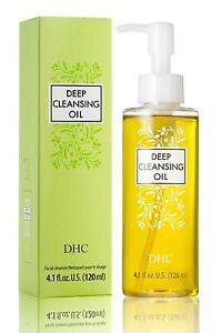 DHC Deep Cleansing Oil Medium 4.1 fl.oz., includes 4 free samples