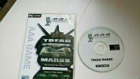 TREAD MARKS includes capture the flag  tank battle fantasy  PC CD ROM