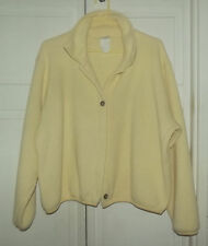 WOMEN'S CAN-DO FASHIONS XL YELLOW JACKET