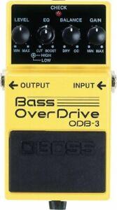 BOSS ODB-3 Bass OverDrive New F/S