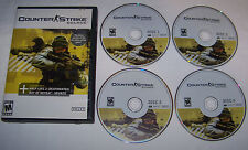 COUNTER STRIKE SOURCE 2005 PC Video Game Half-Life 2 Deathmatch Day of Defeat