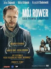 DVD - MÓJ ROWER -  NEW POLISH DVD - BOOKLET