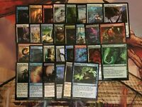30 FOIL MTG Magic Card Lot - FOILS ONLY! - Magic the Gathering Foil Collection