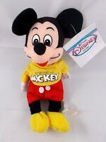 "Disney Spirit of Mickey Mouse Plush 8"" Stuffed Animal toy"