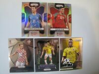 2018 Panini Prizm World Cup Soccer Card lot. Refractor, Scorers Club, New Era +