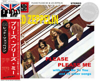 LED ZEPPELIN / PLEASE PLEASE ME 3CD with From Me To You Live at Osaka 1971