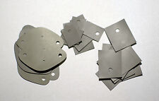 Assortment of 30 Silicone Insulator Heat Sink Pad 3x10pcs.