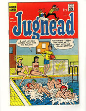Jughead #160 (1968 Archie Comics) VG/FN GGA Bikini Swimsuit Cover Betty Veronica