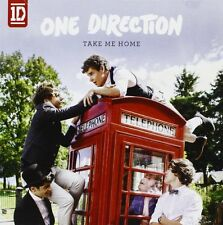 ONE DIRECTION - TAKE ME HOME CD ALBUM (2012) (LTD EDITION with 5 EXCLUSIVE CARDS