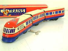 """Schöner Triebwagenzug """"Streamliner""""  Lionel Uhrwerk,Blech, OVP,Top"""
