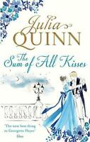 The Sum of All Kisses: Number 3 in series (Smythe-Smith Quartet) by Quinn, Julia