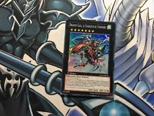 GAIA DRAGON, THE THUNDER CHARGER FRENCH GAOV-EN046 FR046 LIGHT PLAY YUGIOH