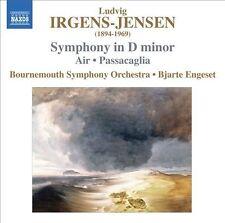Irgens-Jensen: Symphony in D minor; Air; Passacaglia, New Music