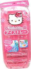 Sanrio Hello Kitty Shape Plastic Ice Cube Maker Tray