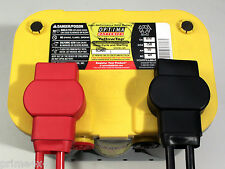 Military Battery Terminals & Boots Set For Heavy Duty Off-Road Battery Set Up