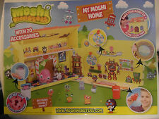 Moshi Monsters - MY MOSHI HOME with 20 Accessories-including Posable Poppet