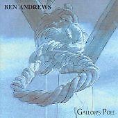 Ben Andrews - Gallows Pole - CD Album - 12 Great Tracks - 2001 RARE CD #B2