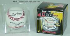 12 Pro-Mold Ball Square Iii Uv Baseball Cube Holders (25 year protection)