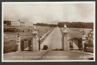 Postcard Belfast County Antrim Northern Ireland the Houses of Parliament RP