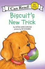 Biscuit's New Trick (My First I Can Read Books)-ExLibrary