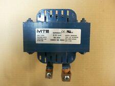 Mte 80Rb001 Transformer 80 Adc Dry Type .31 mH 1000V Dc Max