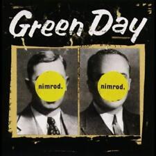 NIMROD (20TH ANNIVERSARY EDITION)(2LP BRIGHT YELLOW VINYL) [VINYL] GREEN DAY NEW