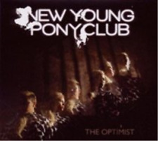 New Young Pony Club-The Optimist CD NEW