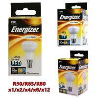 ENERGIZER R50/R63/R80 - LED REFLECTOR REPLACEMENT BULB LAMP LIGHT - ES E14 E27
