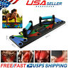 9 in 1 Push Up Rack Board System Fitness Workout Train Gym Exercise Stands Best