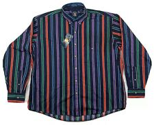 Gant Salty Dog Mens Imperial Poplin Long Sleeve Button Down Shirt Size XL New