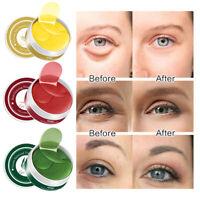 120Pc Collagen Eye Patch Anti-Wrinkle Dark Circle Under Eye Pads Gel Mask Sleep