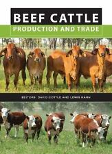 Beef Cattle Production and Trade, , , Very Good, 2014-05-22,
