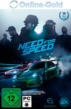 Need for Speed 2016 Key - EA Origin Digital Code - PC Game NfS 16 [Neu][DE][EU]