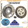3 IN 1 CLUTCH KIT  FOR VW GOLF CK9807S